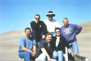 1999 Bedrock dunes
