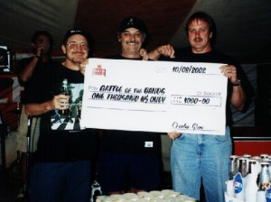 Battle Of Bands cheque v.1