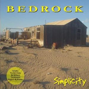 Bedrock Simplicity Cover 2008