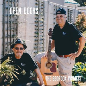 OPEN DOORS, the Bedrock Project's 2017 EP.