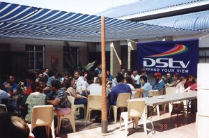 DStv Launch