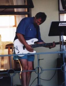 Eddie Bass