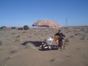 Desert Troubadour