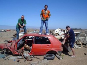 RS - Pile Up Dec 2003